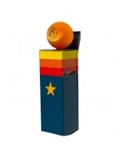 Star пластиковые мячи оранжевые (3 шт.)