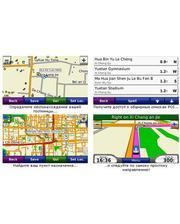 """GARMIN Карта Китая """"City Navigator China NT"""" для GPS-навигаторов"""