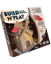 DankoToys DT BNP-01-03 Build Nplay Мельница