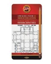 KOH-I-NOOR Technic 1502.I HB-10H