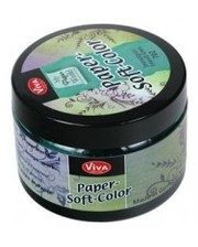 VIVA Paper-soft-color 75мл Изумрудный VV-119070238