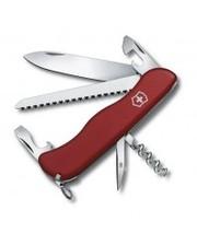Victorinox Rucksack 111 мм 12 предметов красный нейлон + lock2 + штопор + пила Vx08863