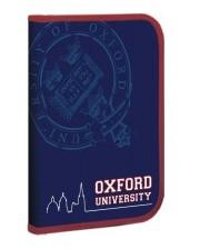 Папка для тетрадей 20*26см пластик 1 Вересня на молнии 490924 Оксфорд