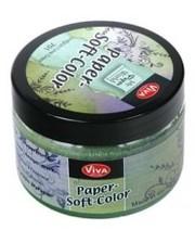 VIVA Paper-soft-color 75мл Зеленый лимон VV-119070138