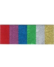 Interdruk 50*100см металик, цвета в ассортименте 031173
