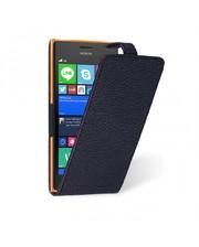 Чехол флип Liberty для Nokia Lumia 730 Черный