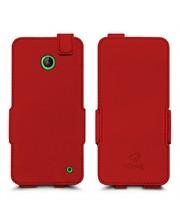 Чехол флип Stenk Prime для Nokia Lumia 630 Красный