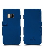 Чехол книжка Stenk Prime для HTC One М9 Синий