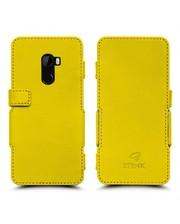 Чехол книжка Stenk Prime для HTC One X10 Желтый
