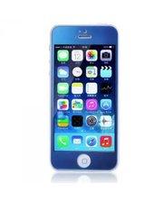 Защитное cтекло Remax Tempered Glass Colorful Blue для Apple iPhone 5S /5 /5C 0.2mm 9H
