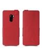 Чехол флип Stenk Prime для HTC One X10 Красный