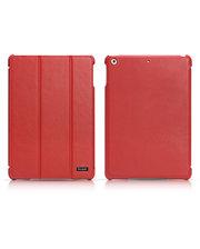 Icarer для iPad Air Ultra-thin Genuine Red