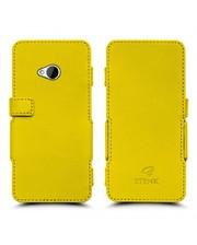 Чехол книжка Stenk Prime для HTC One 802w Желтый