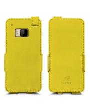Чехол флип Stenk Prime для HTC One М9 Желтый