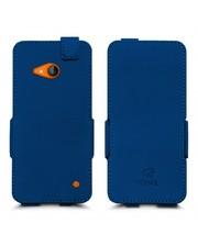 Чехол флип Stenk Prime для Nokia Lumia 730 Синий