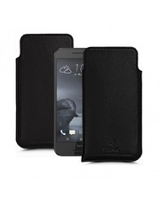 Футляр Stenk Elegance для HTC One S9 Чёрный
