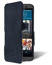 Чехол книжка Stenk Prime для HTC One M9 Plus Чёрный