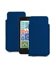 Футляр Stenk Elegance для Nokia Lumia 630 Синий