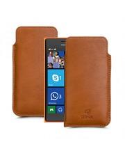 Футляр Stenk Elegance для Nokia Lumia 730 Camel
