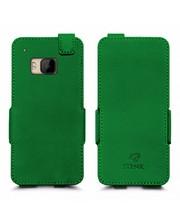 Чехол флип Stenk Prime для HTC One M9 Зелёный