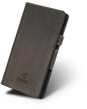 Чехол книжка Stenk Wallet для LG Google Nexus 4 Чёрный