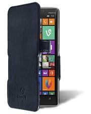 Чехол книжка Stenk Prime для Nokia Lumia 930 Чёрный