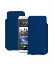 Футляр Stenk Elegance для HTC One 802w Синий