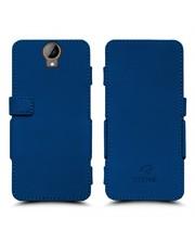 Чехол книжка Stenk Prime для HTC One E9 Plus Синий