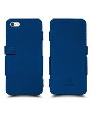Чехол книжка Stenk Prime для Apple iPhone 5/ 5S Синий