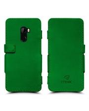 Чехол книжка Stenk Prime для HTC One X10 Зелёный