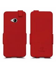 Чехол флип Stenk Prime для HTC One Duo 802w Красный