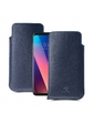 Футляр Stenk Elegance для LG V30/ LG V30 Plus Синий