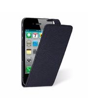Чехол флип Liberty для Apple iPhone 4/ 4S Чёрный