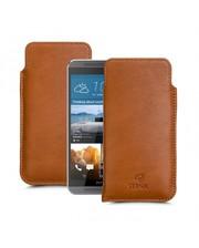 Футляр Stenk Elegance для HTC One E9 Plus Camel