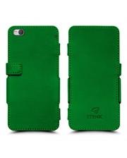 Чехол книжка Stenk Prime для HTC One X9 Зелёный