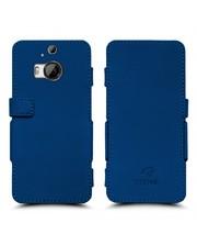 Чехол книжка Stenk Prime для HTC One M9 Plus Синий