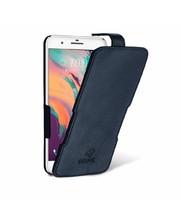 Чехол флип Stenk Prime для HTC One X10 Чёрный
