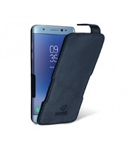 Чехол флип Stenk Prime для Samsung Galaxy Note FE Чёрный
