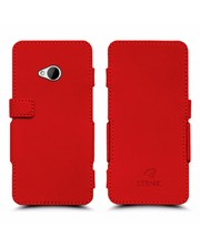 Чехол книжка Stenk Prime для HTC One 802w Красный