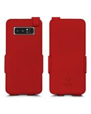 Чехол флип Stenk Prime для Samsung Galaxy Note 8 Красный