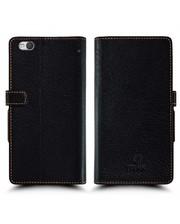 Чехол книжка Stenk Wallet для HTC One X9 Чёрный