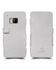 Чехол книжка Stenk Prime для HTC One S9 Белый