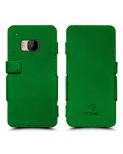 Чехол книжка Stenk Prime для HTC One М9 Зелёный