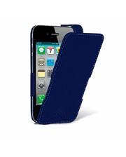 Чехол флип Stenk Prime для Apple iPhone 4/ 4S Синий