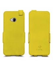 Чехол флип Stenk Prime для HTC One Duo 802w Желтый