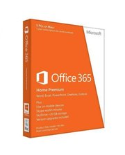 Microsoft ПО Microsoft Office365 Home 5 User 1 Year Subscription Ukrainian Medialess P4 (6GQ-01079)