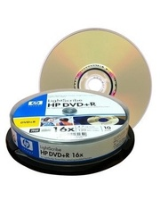 HP DVD-R 4,7GB 16x Slim-1 DME00020 S