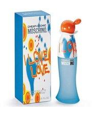 Moschino I Love Love woman, 50 мл.