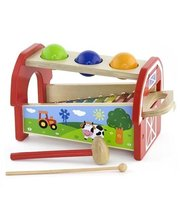 Viga Toys 2-в-1 Ксилофон (50348)
