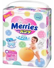 Merries M 6-10кг 58шт (585801/570421)
